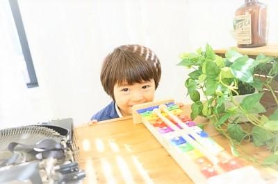 いたずらな笑顔の生徒ちゃん