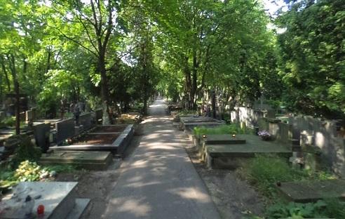 バダジェフスカのお墓